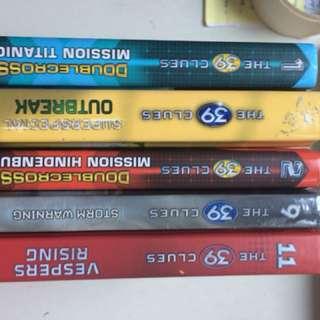 Pre loved books :)