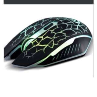 Colourful~wrangler wired people Gaming Mouse