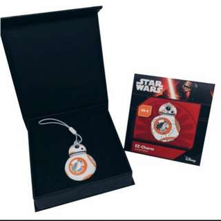 BB-8 Limited Edition Ezlink Charm