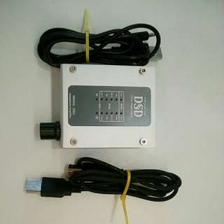 USB DAC Support DSD  2, PCM384