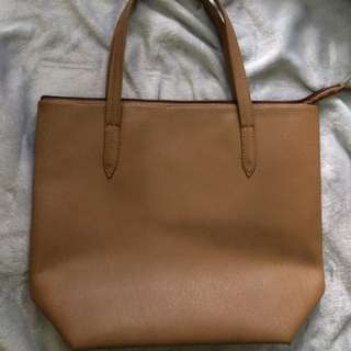 Brown Shoulder Bag