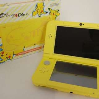 NEW Nintedo 3DS XL