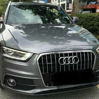 Sambung bayar Audi Q3