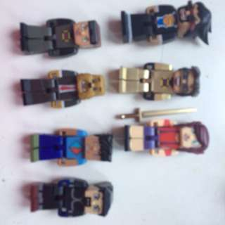 Minecraft YouTubed skins toys