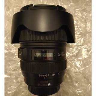 Canon 24-105mm F4 IS USM (水UD)