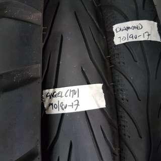 Pirelli Angel City 90/80-17