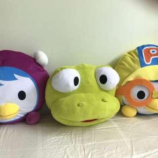 Pororo n friends plush toys