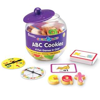 SALE!! BRAND NEW Learning Resources Goodie Games ABC Cookies