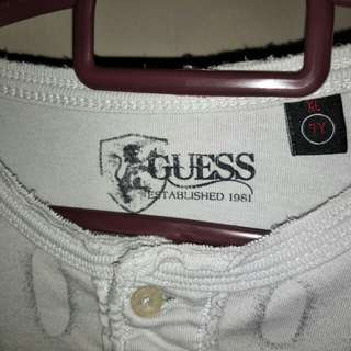 Authentic guess kid