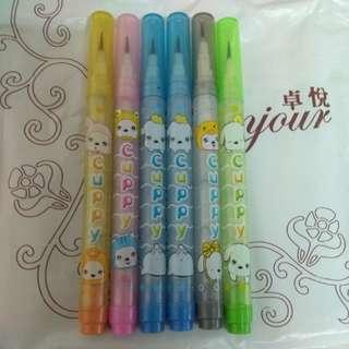 10枝可換芯鉛筆