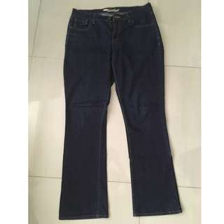 Pre-loved Old Navy The Sweetheart Jeans (size 12)