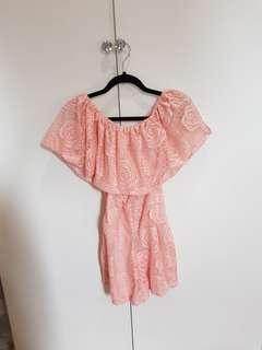 Jumpsuit(pink)