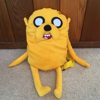 Adventure Time Jake backpack