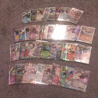 Pokemon EX/GX Collection