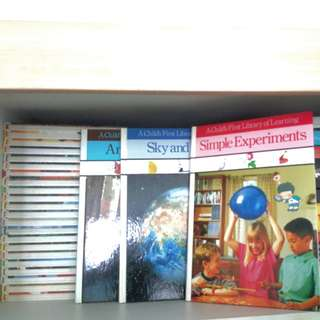Sales!!! Amazing Science n Experiement books for Kids.