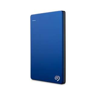Seagate Back Up Plus Portable External Hard Drive 2TB STDR2000302 Blue