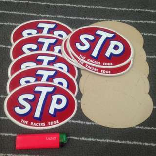 Sticker STP original