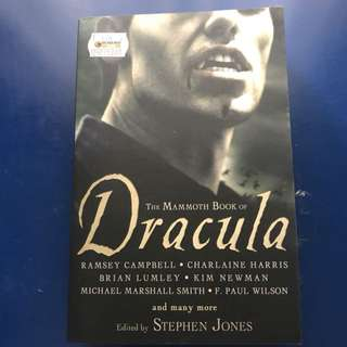 Import book: Dracula