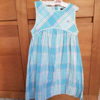 Nautica brand dress for 6 yrs old