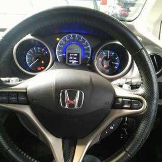 Honda jazz 1.3 at cbu hybrid hatchback 1owner