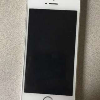 128GB Silver iPhone SE
