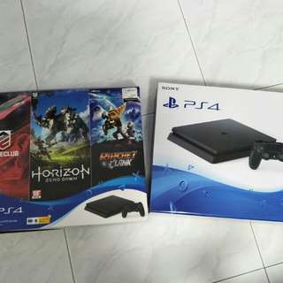 PS4 Slim 500GB (Box Only)