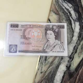 Bank of london note