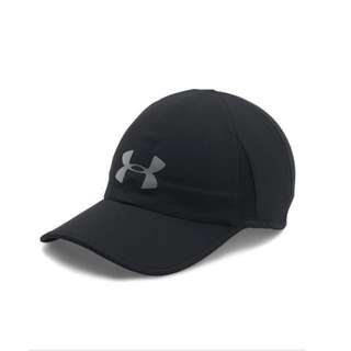 BNWT Under Armour Unisex Shadow Cap Black/Grey