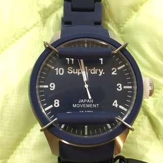Superdry Scuba Watch