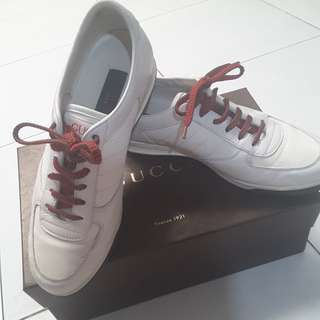 Gucci Chaussure sportive shoes