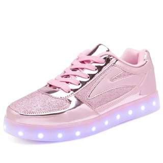 children USB charging LED  Shoes (ON SALE)