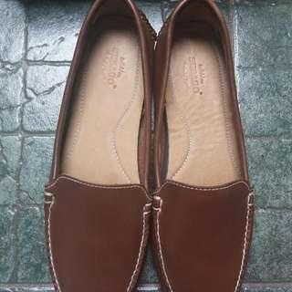 Sepatu SEBAGO slip on Leather