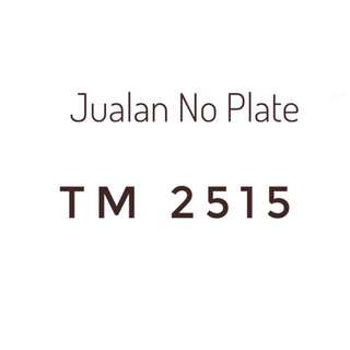 No Plate