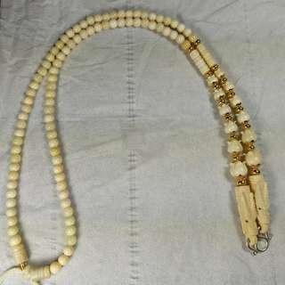 Dragon shape amulet necklace