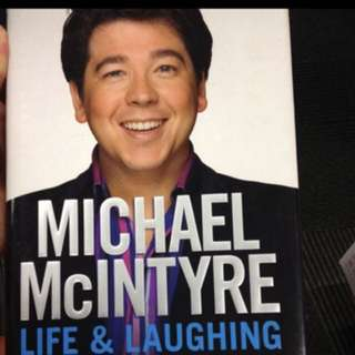 Michael McIntyre - Life & Laughing My Story