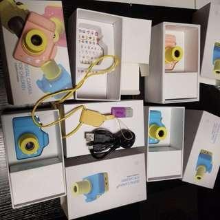 小童相機 kids camera 藍色現貨 visionkids同款
