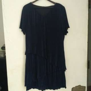Dress Ruffle
