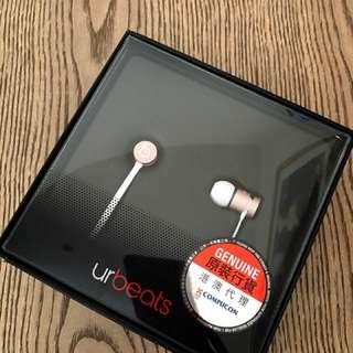 Urbeats 入耳式耳機
