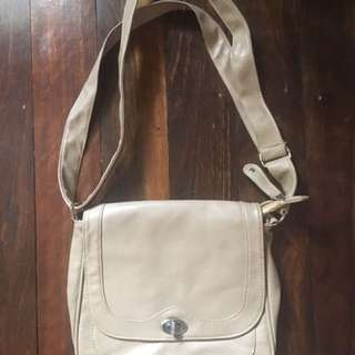 Women's Taupe Handbag