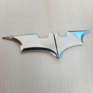 蝙蝠俠 銀紙夾