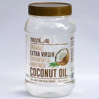 485ml Extra Virgin Coconut Oil (Organic, Cold-pressed & Centrifuged)