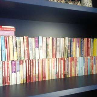 Assorted English Novels