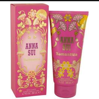 Anna Sui Romantica Body Lotion 200ml