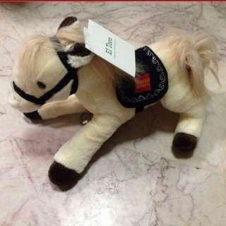 Wells Fargo Limited Edition 2014 El Toro Plush Pony