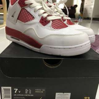 Air Jordan 4 'Alternate 89'