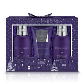 (BN) Baylis & Harding Wild Blackberry & Apple Small 3 Piece Set