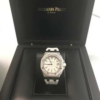 Audemars Piguet Royal Oak Offshore Lady Quartz 37mm Stainless