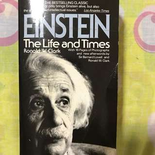 Einstein. The life and times.