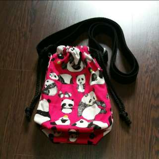 Water Bottle / Thermos Handmade Cover