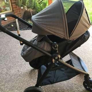Childcare voyage pram mint condition